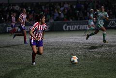 El Betis elimina al Atlético en la tanda de penaltis (4-2)