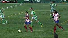 Fútbol - Copa de la Reina. 1/8 Final: Real Betis - Atlético de Madrid
