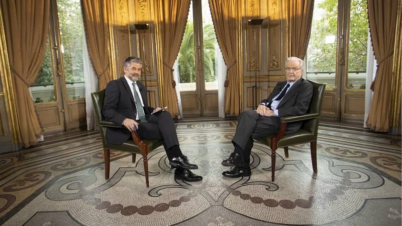 Conversatorios en Casa de América - Antonio Garrigues Walker - ver ahora