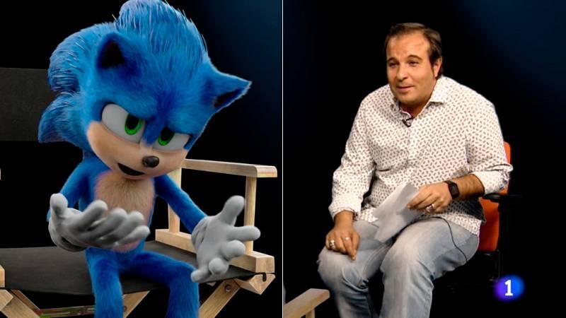 Exclusiva RTVE.es: la entrevista completa de Sonic al Telediario