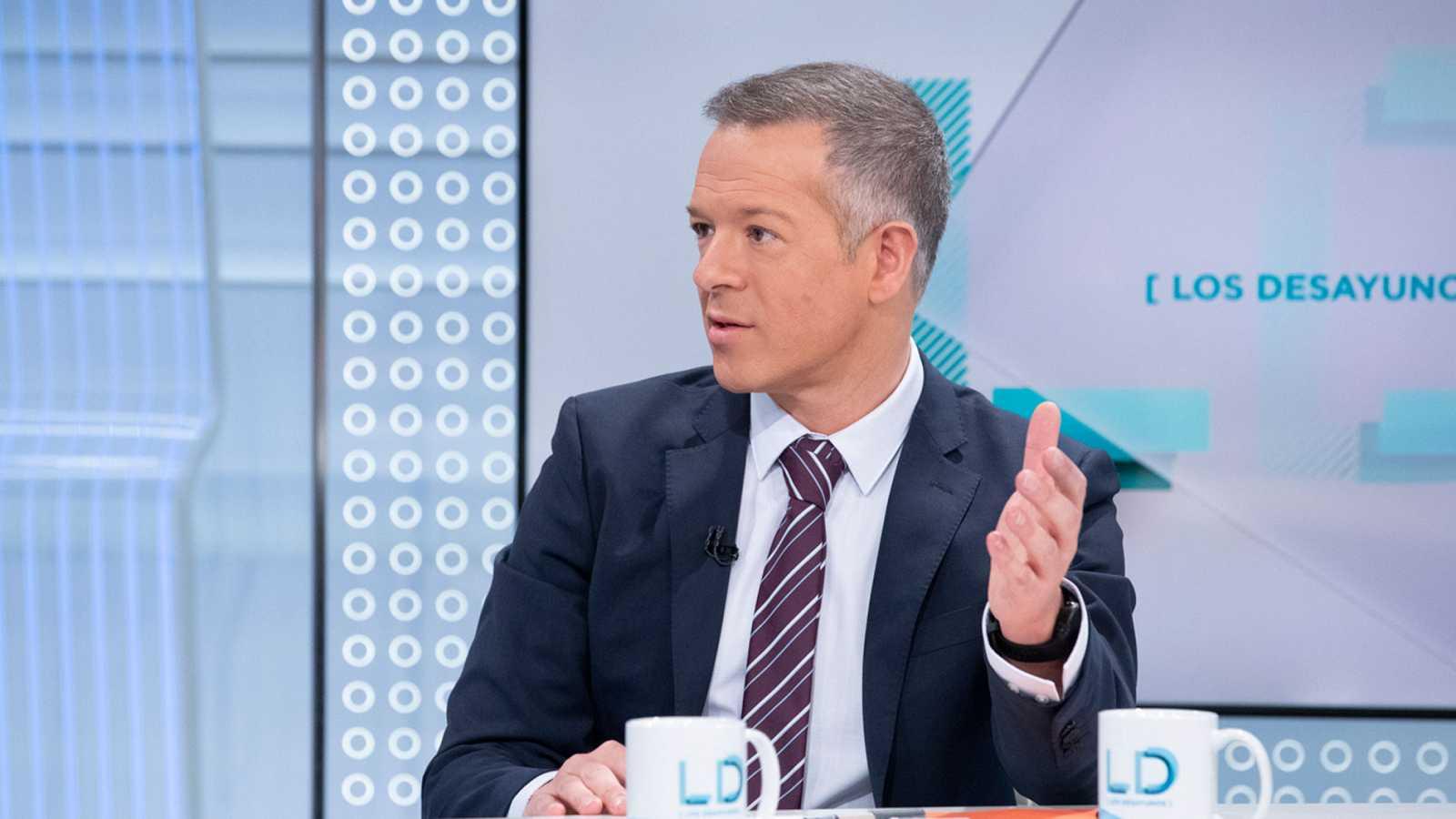 """El portavoz del PSOE en el Senado, Ander Gil, asegura que la """"agenda para el reencuentro"""" requiere de """"un diálogo multinivel"""""""