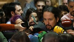 "Iglesias defiende que es ""respetable"" que Adelante Andalucía ""emprenda un camino autónomo como partido"""