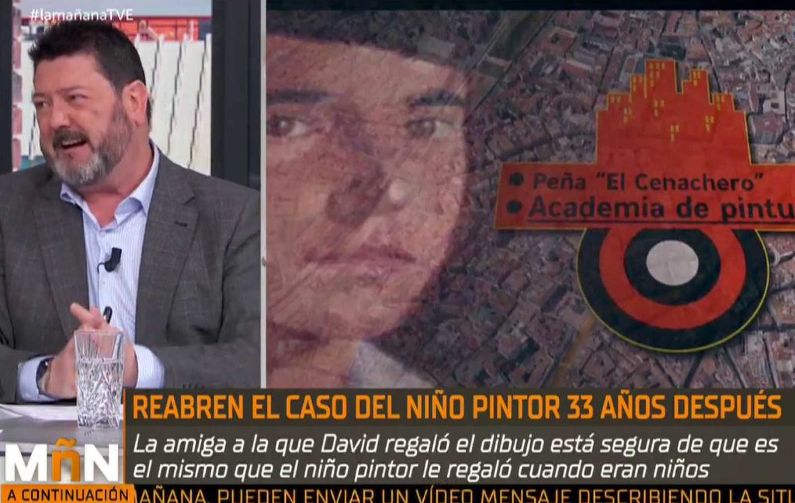 El caso de David Guerrero, se reconstruye la investigación después de 33 años