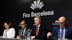 """""""Anhelamos acoger a todos nuestros socios en el Mobile World Congress de 2021 en Barcelona"""""""