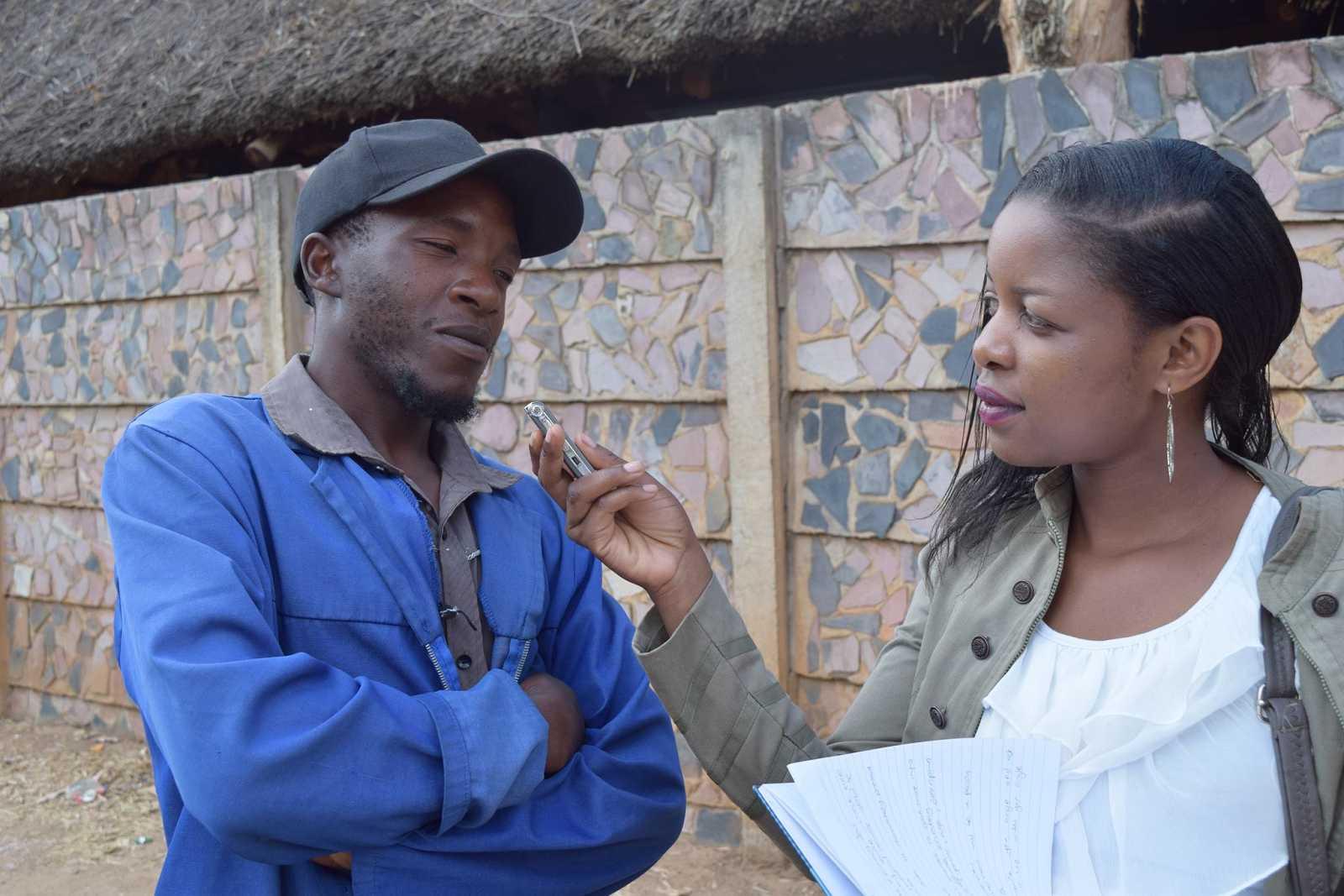 Periodismo local desde zonas empobrecidas. Global Press