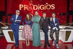 A partir de hoy - Boris Izaguirre, Ainhoa Arteta, Nacho Duato y Andrés Salado nos avanzan la novedades de la segunda temporada de ''Prodigios'