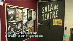 Barcelona: cuando la ciudad se convierte en un área de negocio