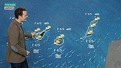 El tiempo en Canarias - 13/02/2020