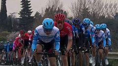 Ciclismo - Tour de la Provenza. 1ª etapa: Chateaurenard - Saintes Maries de la Mer