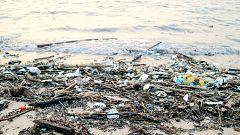 España Directo - Isla del Trocadero: los vecinos denuncian la suciedad de su costa