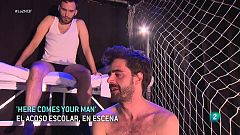 """Here comes your man"" el acoso escolar en escena"