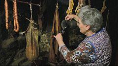 Aquí la tierra - El queso de bota de Asturias es pura tradición