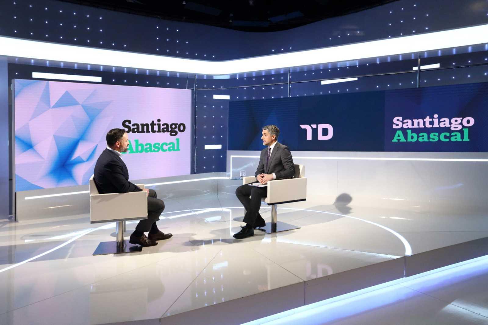 Entrevista íntegra a Santiago Abascal en RTVE