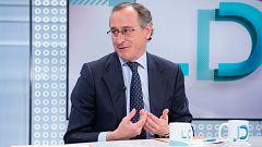 """Alfonso Alonso, favorable a """"aglutinar fuerzas"""" con Cs para arrancar en País Vaso un """"proyecto para España"""""""