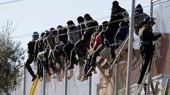 La Mañana- Estrasburgo cambia de postura y avala las devoluciones en caliente  de inmigrantes