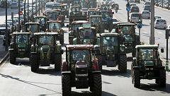 Tractoradas por el futuro del campo