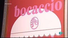 Punts de vista - Exposició 'Bocaccio. El temple de la Gauche Divine'