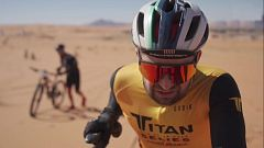 Mountain Bike - Titán Desert Arabia Saudí. Resumen 14/02/20