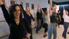 Bailar contra el estrés
