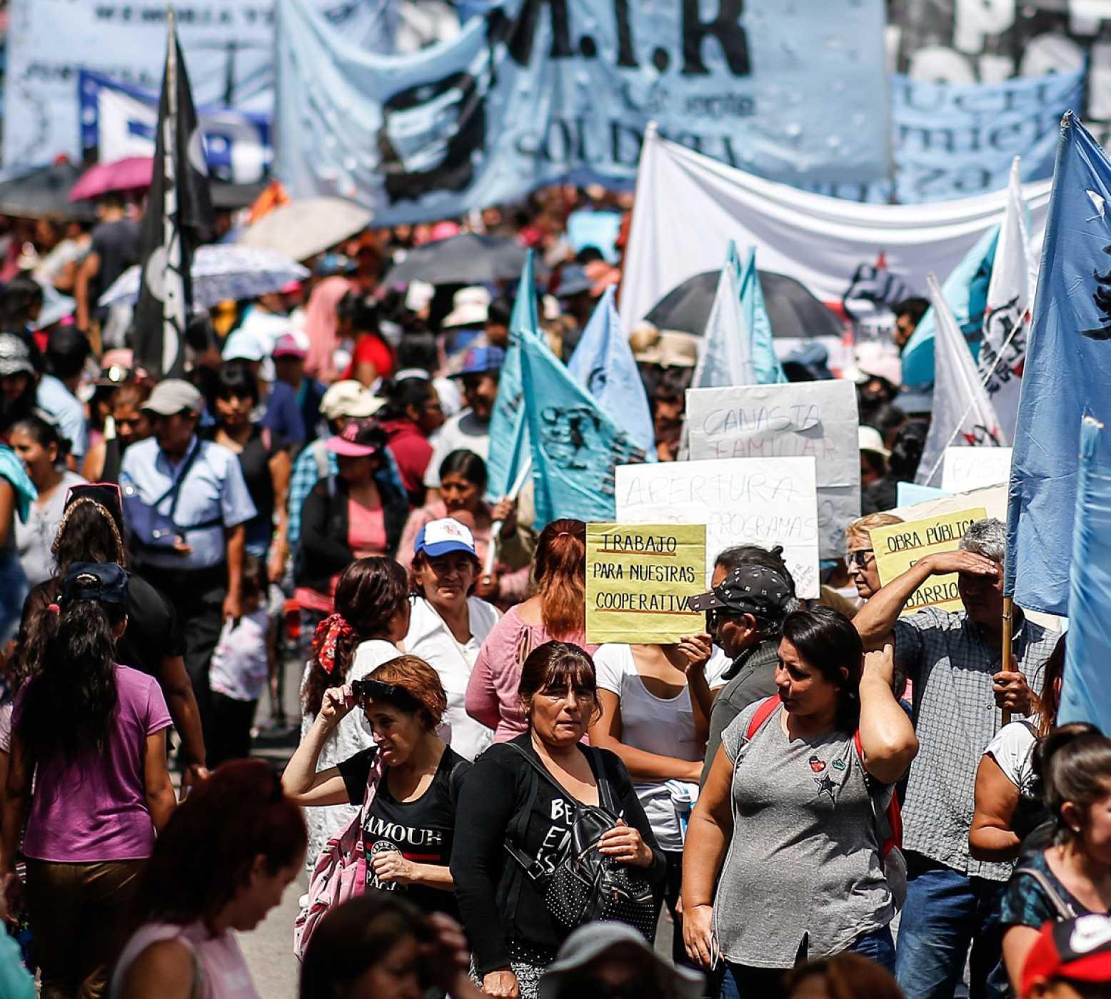 """Una """"ayuda""""  del Gobierno contra el hambre en Argentina"""