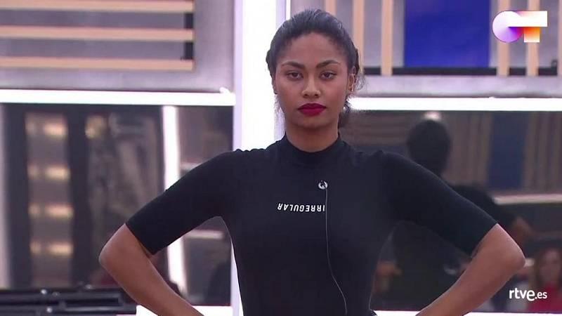 """Nia canta """"Run The World (Girls)"""", de Beyoncé en el segundo pase de micros de la Gala 5 de Operación Triunfo 2020"""