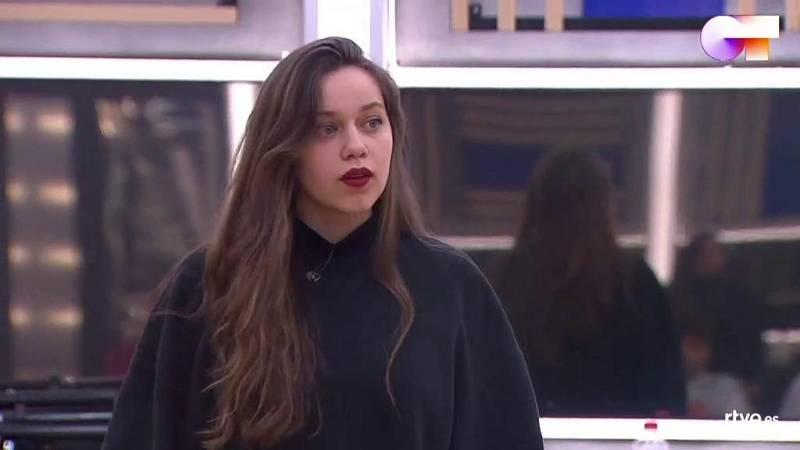 """Eva canta """"I Follow Rivers"""" de Lykke Li en el segundo pase de micros de la Gala 5 de Operación Triunfo 2020"""