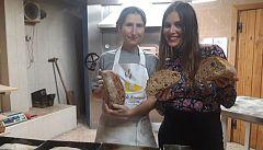 Aquí la Tierra - El pan integral es puro arte