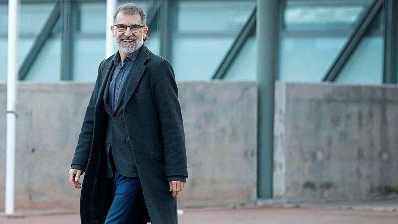 La Fiscalía se opone a que Jordi Cuixart salga de la cárcel para trabajar