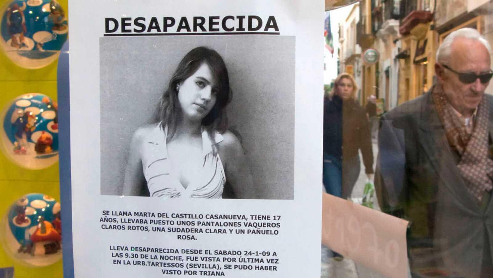 Un juez de Sevilla reabre el caso Marta del Castillo ante nuevas pistas