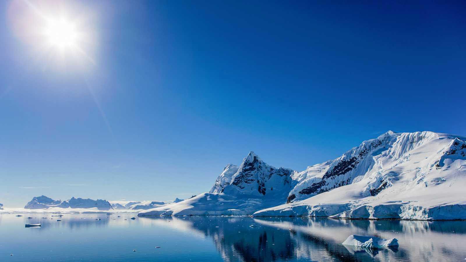 La Antártida registra una temperatura récord de casi 21 grados centígrados