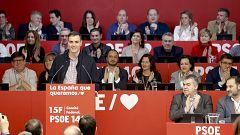 """Sánchez: """"La solución política en Cataluña es la solución dialogada"""""""