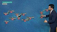 El tiempo en Canarias - 15/02/2020