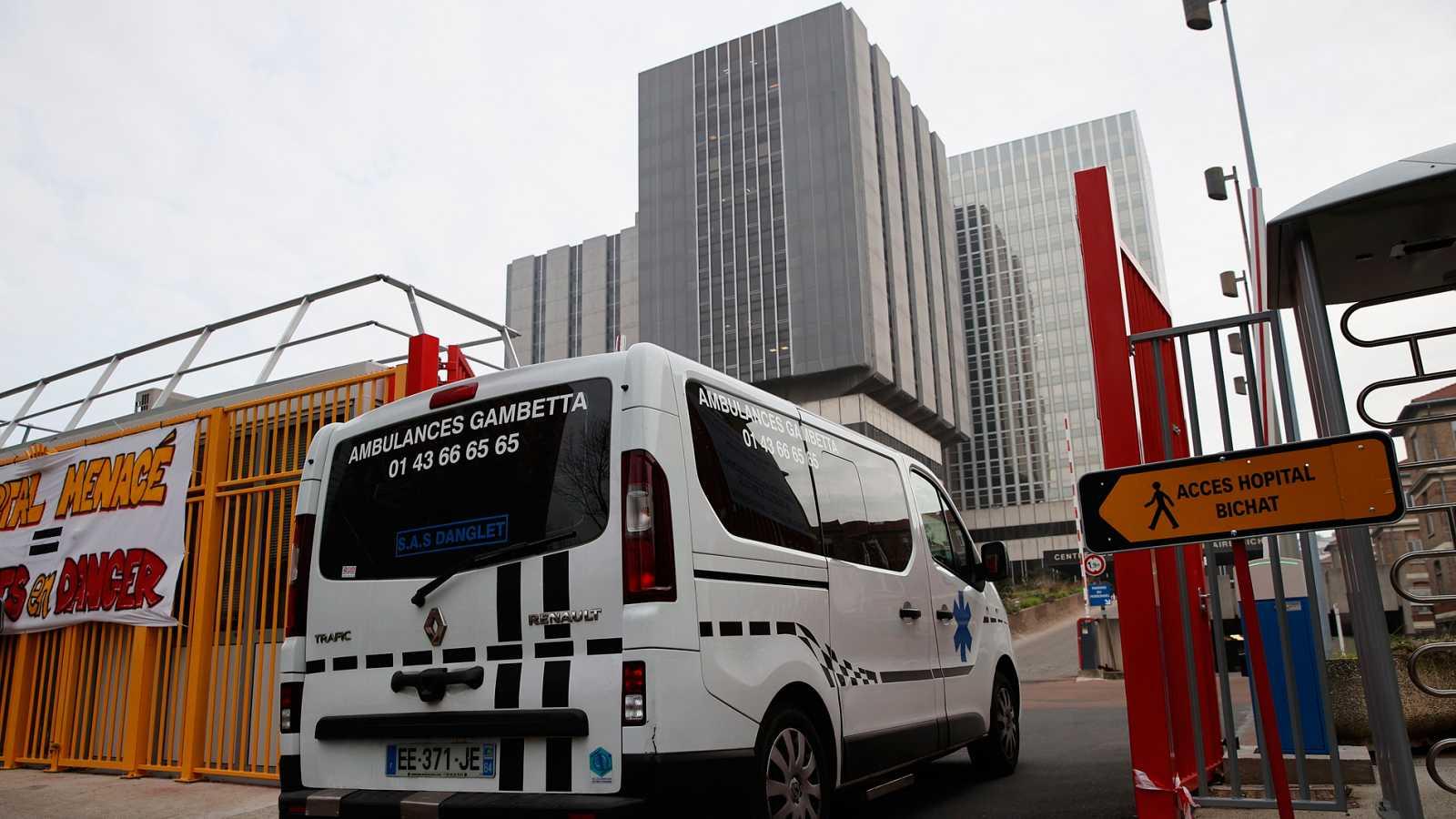 Muere en Francia un turista chino de 80 años, la primera víctima del coronavirus en Europa