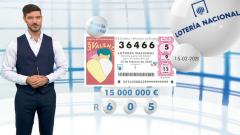 Lotería Nacional - 15/02/20
