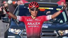 Nairo Quintana gana la etapa reina en La Provenza y es el nuevo líder