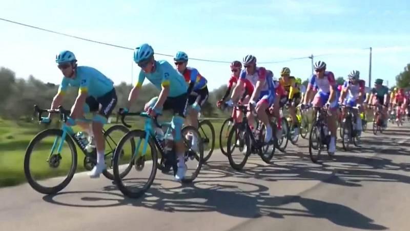 Ciclismo - Tour de la Provenza. 3ª etapa: Istres - Chalet Reynard Mont Ventoux - ver ahora
