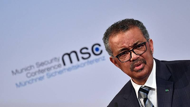 """El director de la Organización Mundial de la Salud asegura que es """"imposible predecir la dirección que tomará el coronavirus"""""""