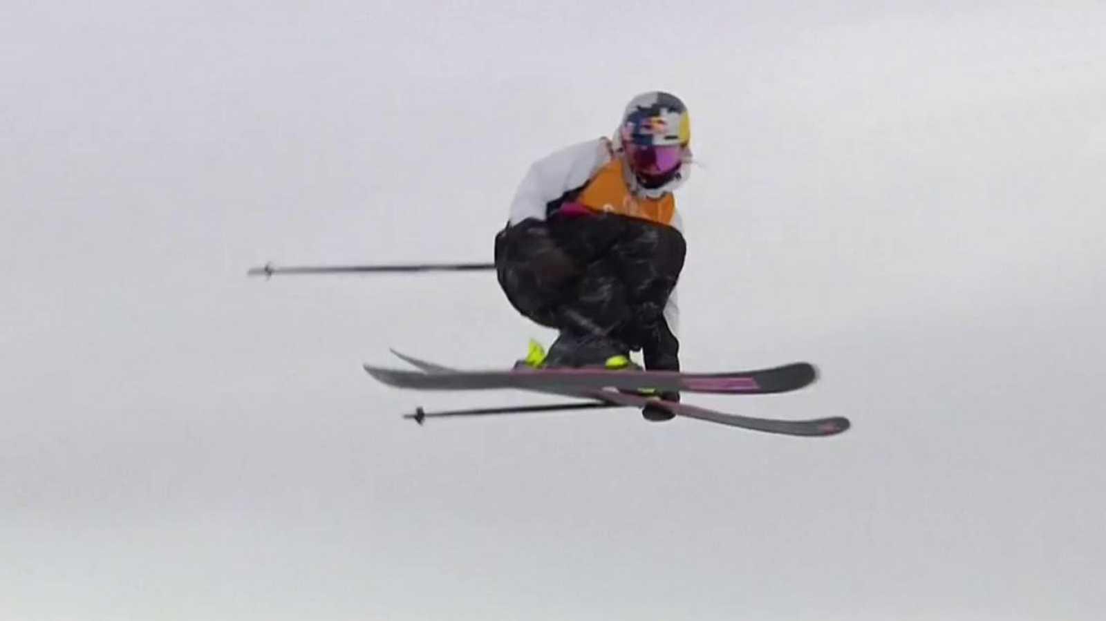 Esquí Freestyle - Copa del Mundo. Finales Slopestyle. Prueba Calgary - ver ahora