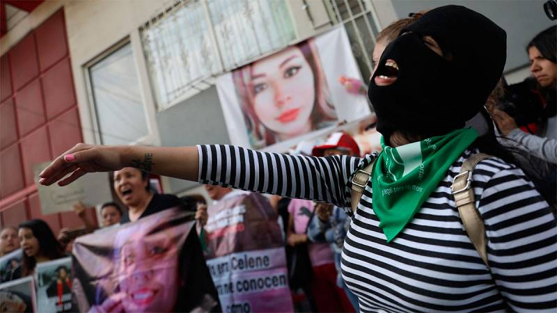 Familiares de Ingrid Escamilla piden justicia en México, un país con mil feminicidios al año