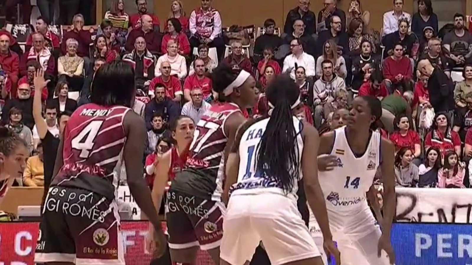 Baloncesto - Liga femenina Endesa. 20ª jornada: Spar Citylift Girona - Perfumerias Avenida. Desde Girona - ver ahora