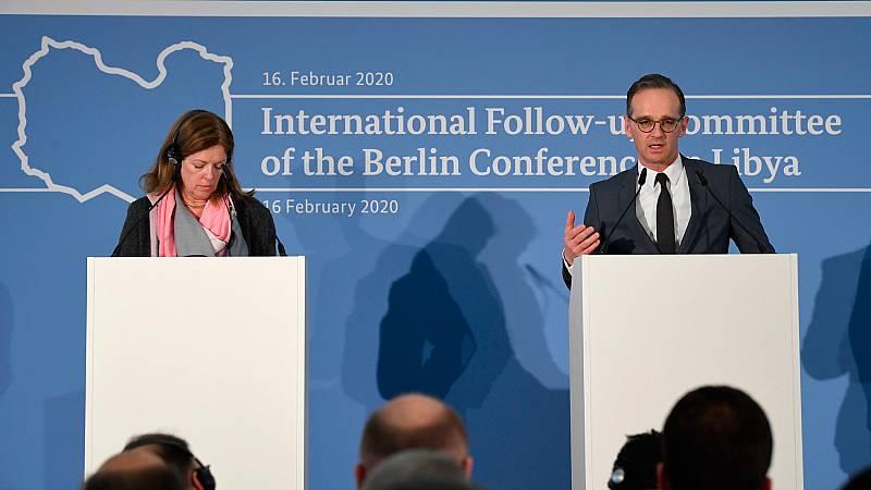 La guerra en Libia protagoniza la última jornada de la Conferencia de Seguridad de Múnich