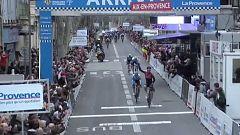 Owain Doull (Ineos) gana la última etapa del Tour de la Provenza