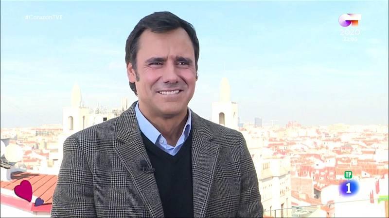 Corazón - Entrevistamos a Ion Aramendi, presentador de 'El cazador'