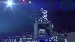 Motociclismo - Trial Indoor Campeonato del Mundo X-Trial. Prueba Bilbao