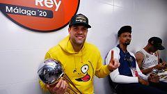 """Reyes: """"Nunca imagine ganar tantas Copas"""""""