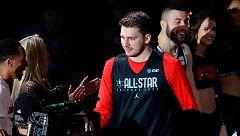 Doncic debuta en un 'All-Star' que rinde homenaje a Kobe Bryant