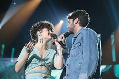 """OT 2020 - Anne y Rafa cantan """"Looking For Paradise"""" en la Gala 5 de Operación Triunfo 2020"""