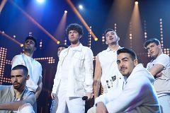 """OT 2020 - Jesús y Bruno cantan """"Everybody (Backstreet's Back)"""" en la Gala 5 de Operación Triunfo 2020"""