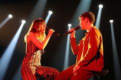 """OT 2020 - Flavio y Maialen cantan """"Perfect Day"""" en la Gala 5 de Operación Triunfo 2020"""
