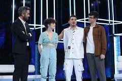 OT 2020 - Anne, Bruno y Flavio, nominados en la Gala 5 de Operación Triunfo 2020